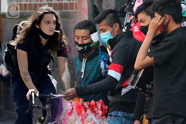 Disminuyen los jóvenes desempleados en Puebla