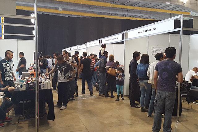 Reúne Expo Tatuaje a casi 150 profesionales de México, EU y Canadá