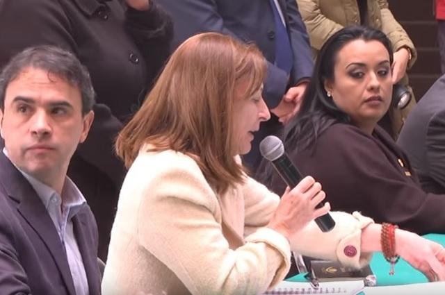 Tatiana Clouthier, en contra de que Guardia Nacional tenga mando militar