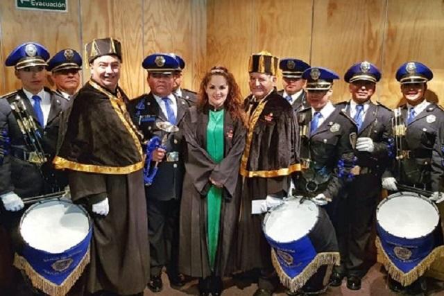 UNAM niega haberle dado un Doctorado Honoris Causa a Tatiana