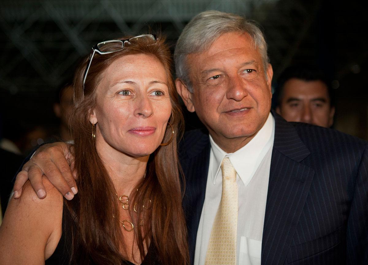 Tatiana Clouthier será la coordinadora de campaña de AMLO