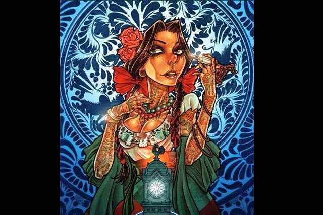 Realizan doceava Expo Tatuaje en Puebla