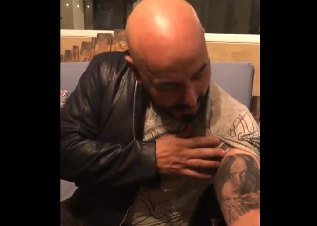 Lupillo Rivera Revela por qué se tatuó el rostro de Belinda