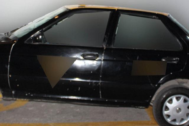 Detiene la policía municipal a sujeto por robo de vehículo