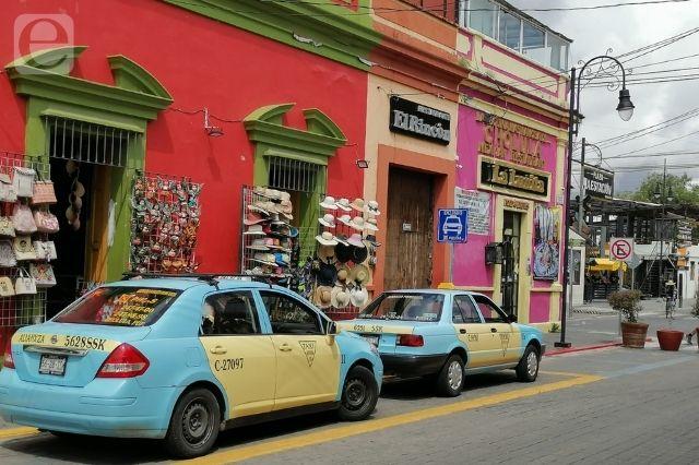 Acusan a William Prieto por abusos contra taxistas de Cholula