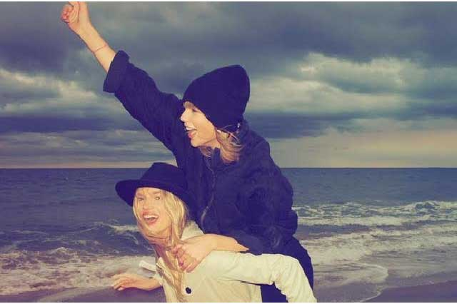 Taylor Swift también se une al Mannequin Challenge de singular manera