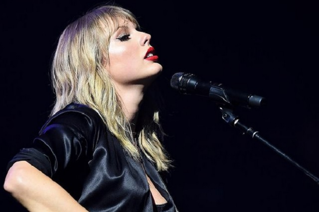 Foto Instagram Taylor Swift