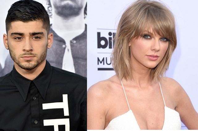 Estrenan video de Taylor Swift y Malik para 50 sombras más oscuras