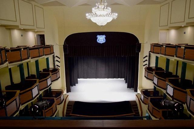Ayuntamiento de Puebla remodela Teatro de la Ciudad