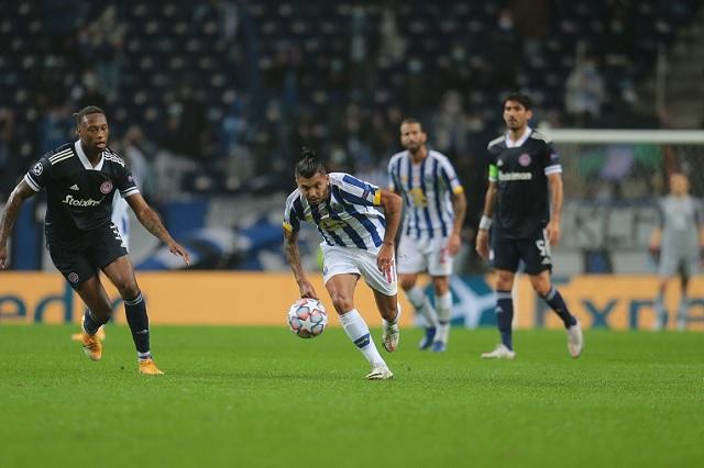 Tecatito y el Porto amarran su primera victoria en Champions
