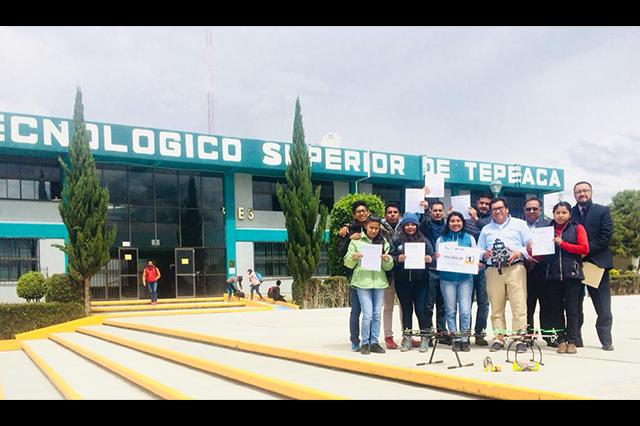 Por tercera vez, alumnos Tec Tepeaca ganan Nacional de Pico-Satélites