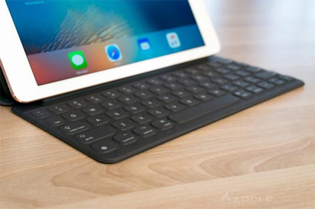 Apple patentó teclado a prueba de torpes