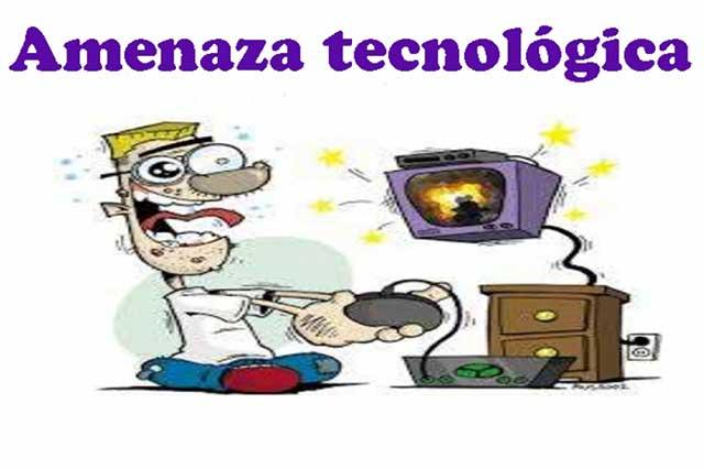 Impacto maligno de la tecnología en nuestros días