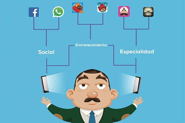 México, onceavo lugar mundial en consumo de celulares