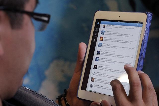 Detecta INEGI negatividad más alta de tuiteros poblanos en 2020
