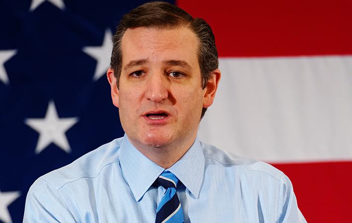 Ted Cruz propone construir el muro de Trump con el dinero de El Chapo