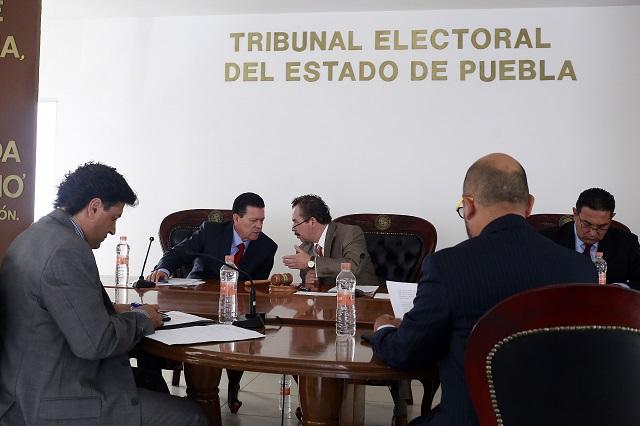 Revoca TEEP triunfo de Morena en El Seco y da gane al PRI
