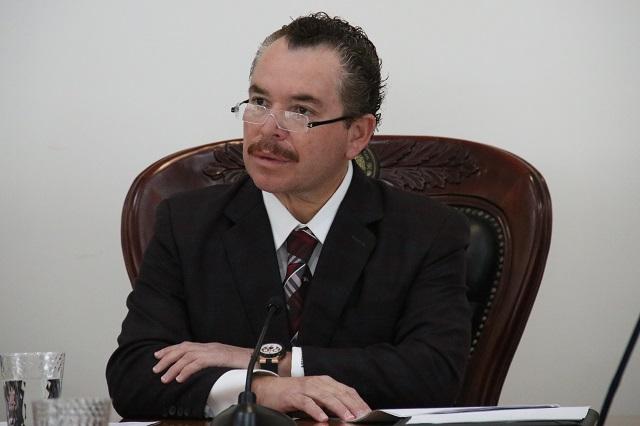 Defiende Chevalier su actuación como presidente del TEEP