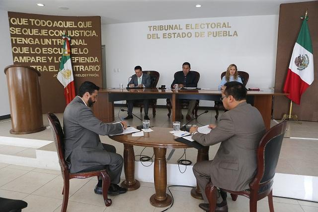 Los tribunales locales no fueron creados por capricho: Saravia