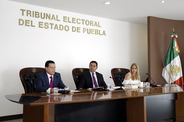 TEEP valida elección de la inspectoría Guadalupe Hidalgo