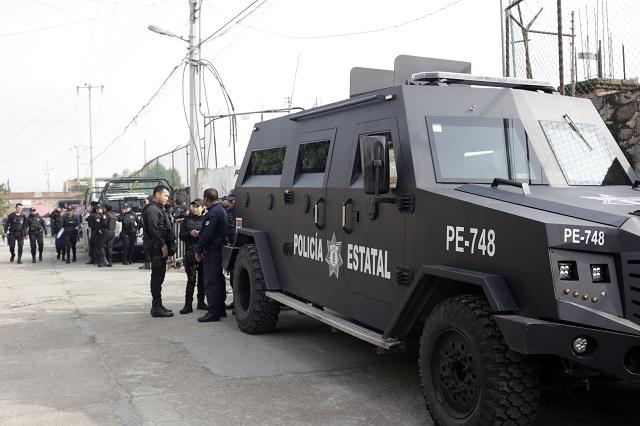 Puebla, de los 10 estados con más subsidios para seguridad