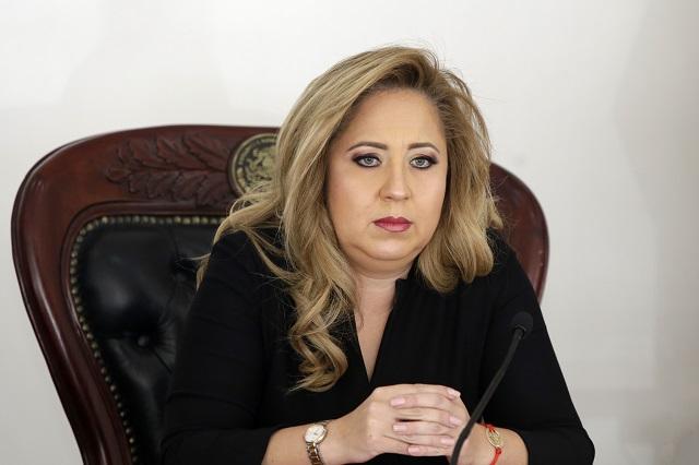 Norma Angélica Sandoval será la presidente del TEEP