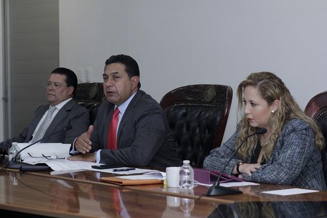Ordenan al PRI reiniciar expulsión de Soto y Jiménez por ilegalidades