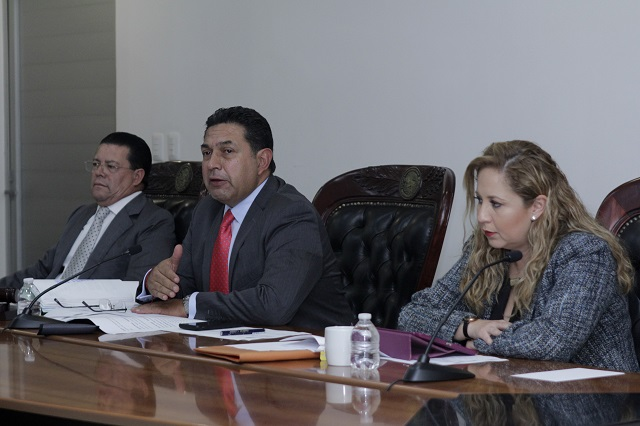 Magistrados demandan al Congreso nueva ley electoral en Puebla
