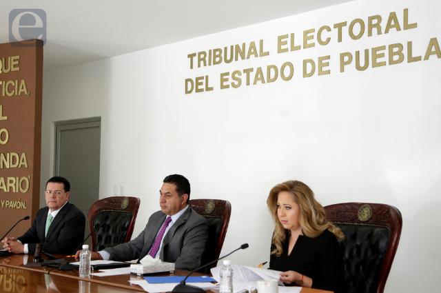 No hubo violencia política de Barbosa a Claudia Rivera: TEEP