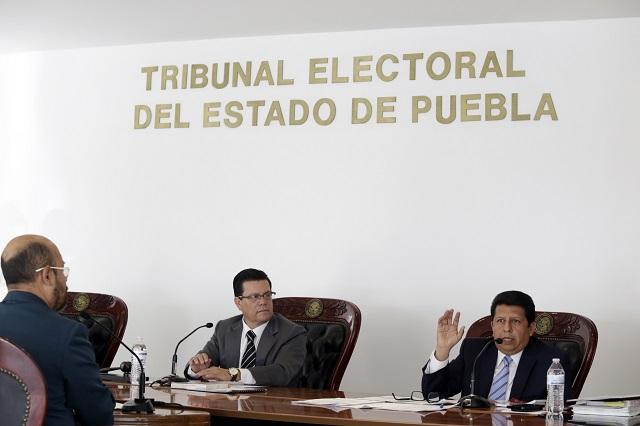 TEEP pide al Congreso amoneste a ediles priístas por apoyar a Alcalá