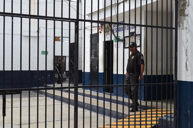Interno muere dentro de su celda en Cereso de Tehuacán