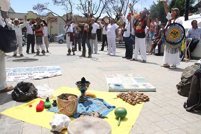 Ignora Puebla criterio internacional sobre derechos indígenas: CNDH