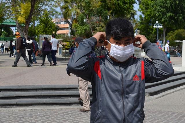 Rebasa Puebla los 42 mil contagiados de Covid-19