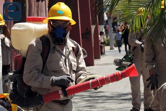 Supera Puebla semestre sin muertes por dengue