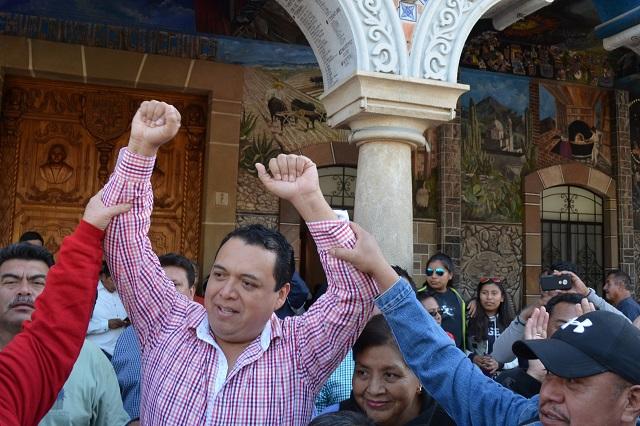 TEEP decidirá si el suplente de Patjane será edil de Tehuacán