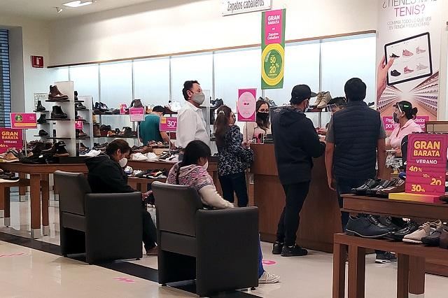 Alertan centros comerciales en Puebla de intento de fraude