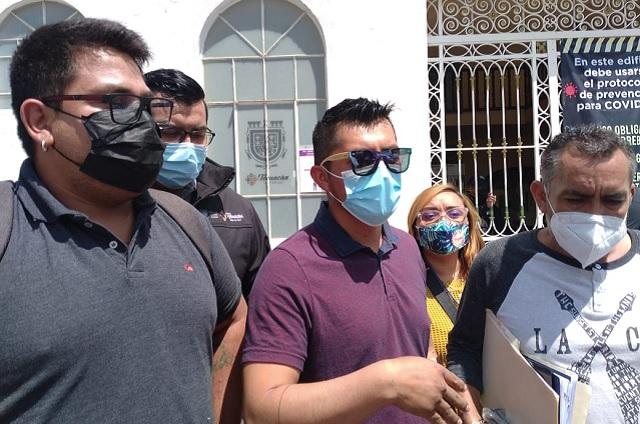 Despiden a otros 10 sindicalizados del ayuntamiento de Tehuacán