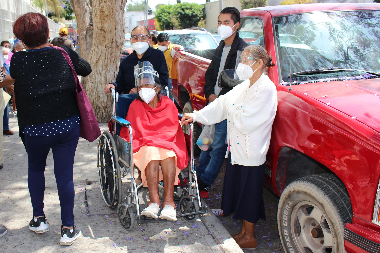 Se aplica el 15% de las vacunas contra Covid destinadas a Tehuacán
