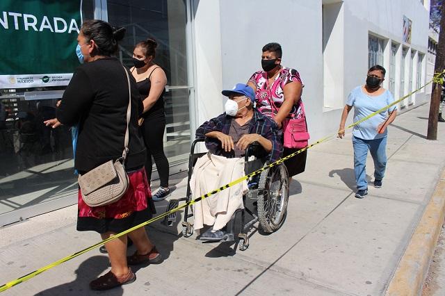 En fin de semana Puebla tuvo 526 nuevos contagios de Covid