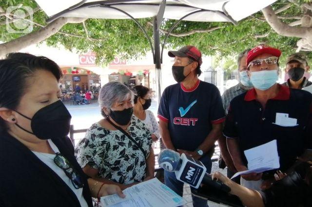 Despiden a otros 14 sindicalizados de Tehuacán