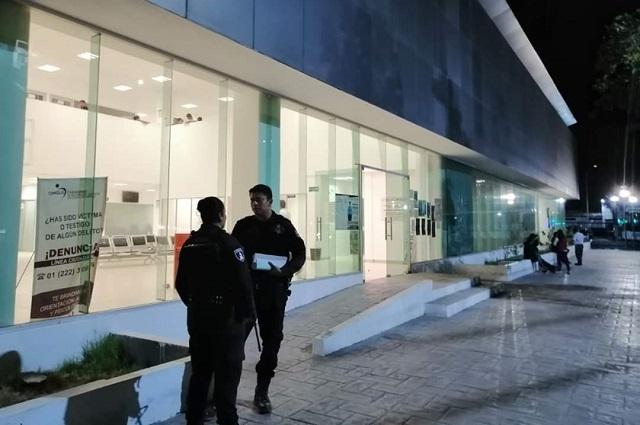 Acusan ministeriales de Tehuacán abuso de poder de sus mandos