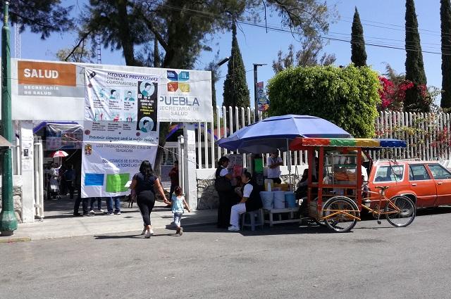 Médicos de Tehuacán piden al gobierno abastecer los hospitales