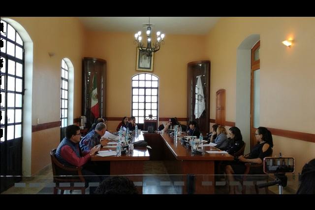 Cuestiona cuerpo edilicio de Tehuacán si serán revocados