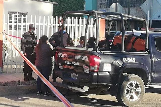 Asesinan a mujer en asalto y le roban 250 mil pesos en Tehuacán