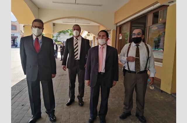 Toma protesta nuevo Director General de Gobierno en Tehuacán