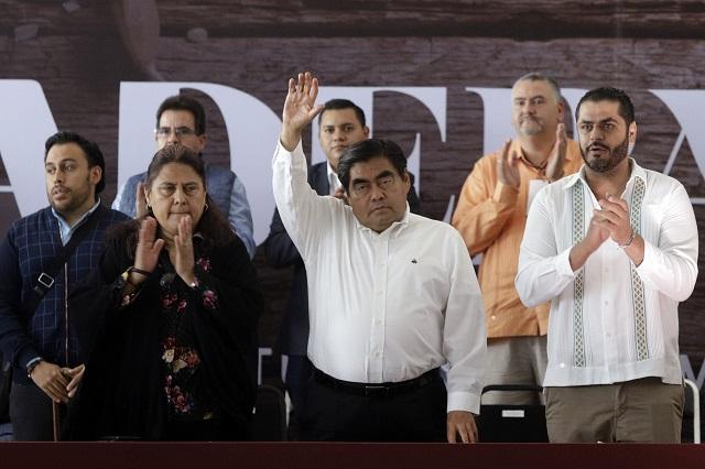Patjane presumía a Barbosa como su padre político