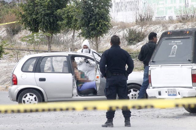 Masacres dejan 242 muertos en Puebla en 11 meses de 2020