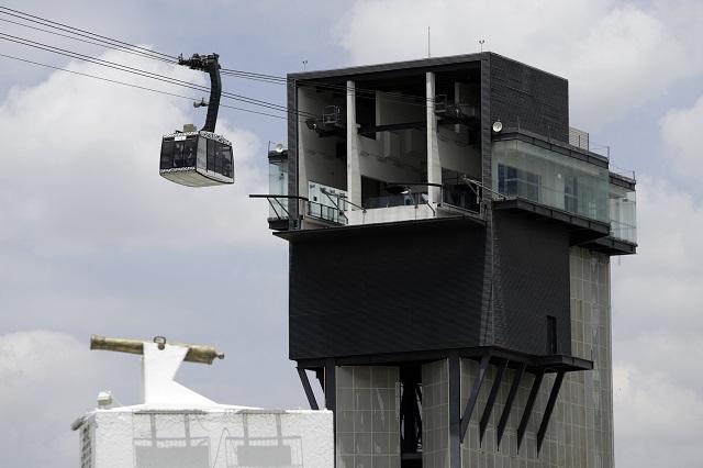 Sobrecostos de hasta 2 mil por ciento pagó RMV por el teleférico en Puebla