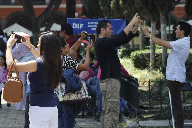 Por cada 71 celulares hay 40 líneas telefónicas fijas en Puebla: reporte