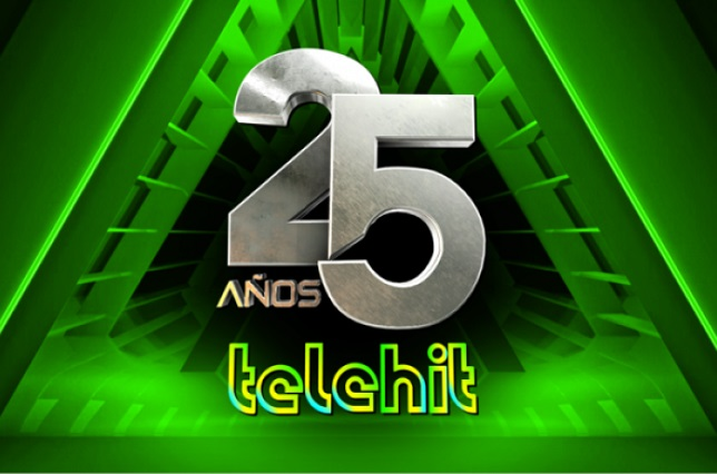 Telehit celebra 25 años con un gran concierto